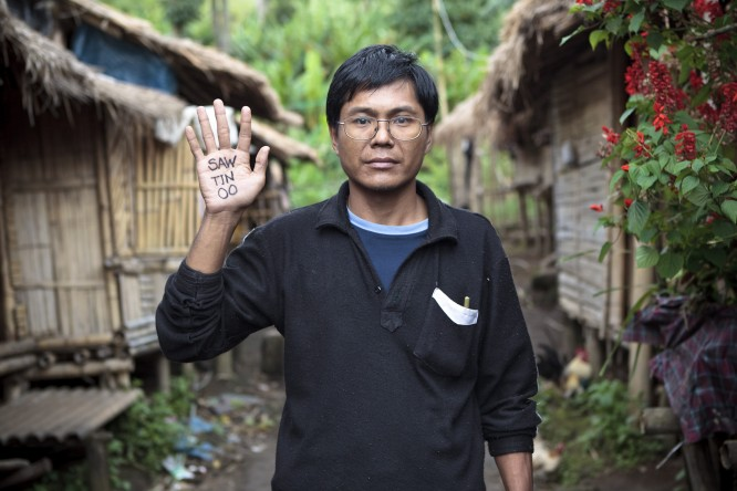 Burma's former political prisoners demand the release of all current political prisoners detained in Burma