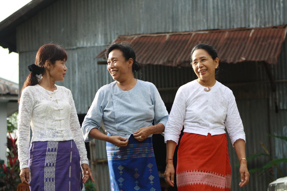 Burma Princesses 1