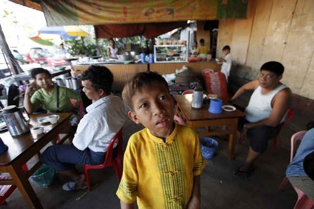 Betrayed by statistics: GDP 'growth' leaves Burmese no richer