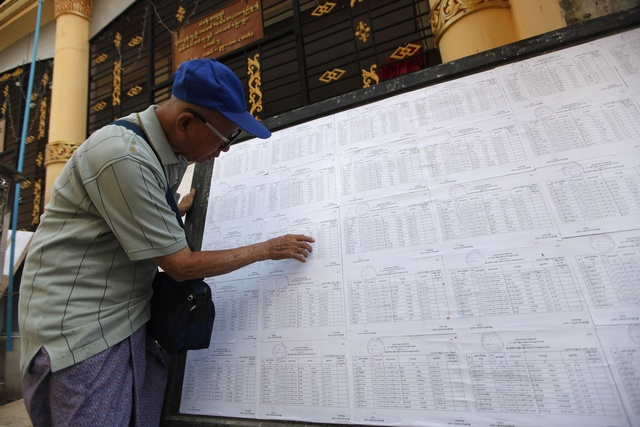 Election Commission calls for public support on voter lists