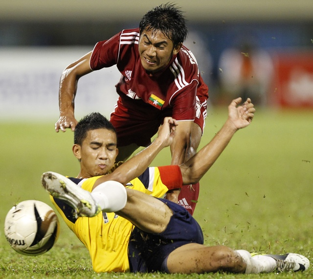 Footballer dies after on-pitch brawl in Taungoo | DVB ...