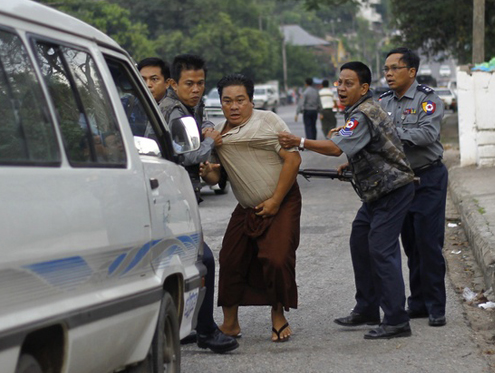 Burma's draft association law: a smokescreen for further repression?