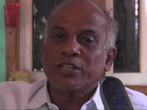 Prominent Rohingya human rights activist arrested in Sittwe
