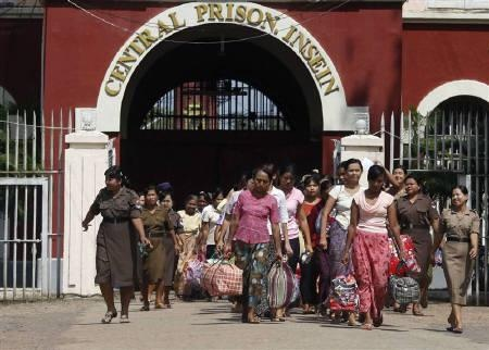Number of political prisoners is up, says rights group