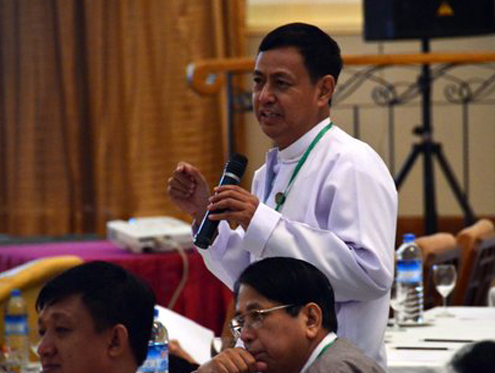 Burma calls on UN to respect its sovereignty