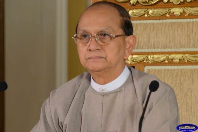 Amending Constitution will 'hurt the people', says Thein Sein