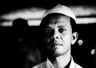 A local Rohingya imam in Paungdok, Arakan State. Burma, 2012 (Photo: Lux Capio Photography)