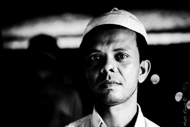 A local Rohingya imam in Paungdok, Arakan State. Burma, 2012 (Photo: Lux Capio Photography)