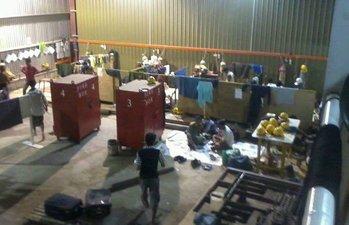 Burma to repatriate workers from Borneo shipyard drama