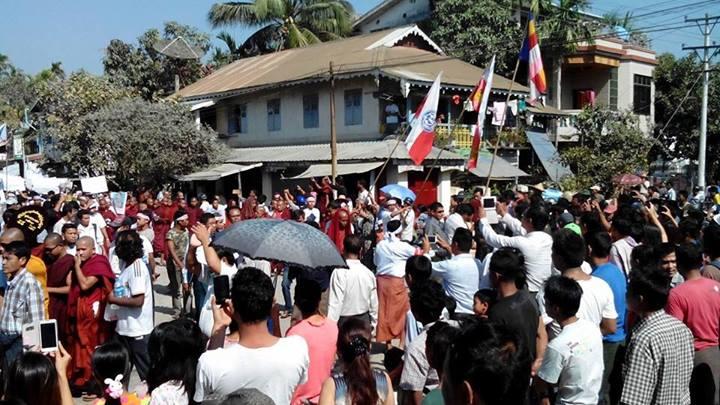 Communal tensions running high in Sittwe