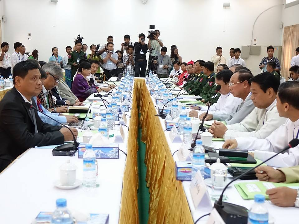 Government, ethnic groups one step closer to ceasefire