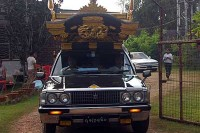 Free Funeral Service Society faces issues again with authorities after their documentation for their hearses was brought into question.