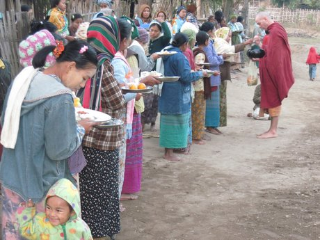 The link between gender and racial inequality in Burma
