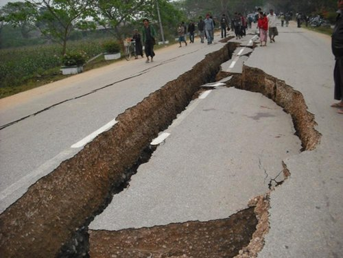Thai earthquake may be causing aftershock in Burma