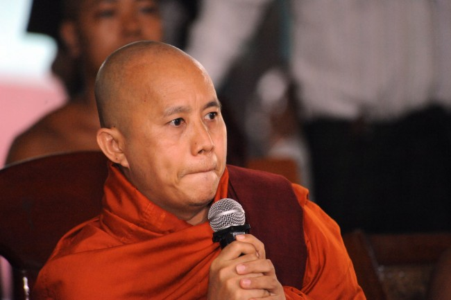 Website launches dedicated to Wirathu