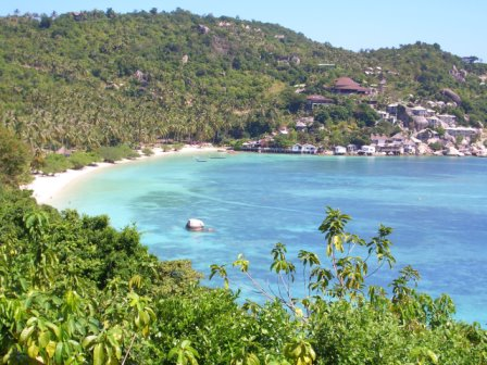 Two British tourists, David Miller and Hannah Witheridge, were murdered on 15 September on the island of Koh Tao in Thailand. (PHOTO: Wikicommons)