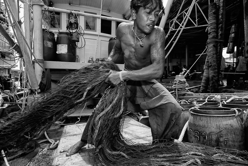 Thailand tries to clean up its fishing act