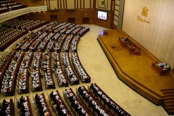 USDP leads push for constitional reform