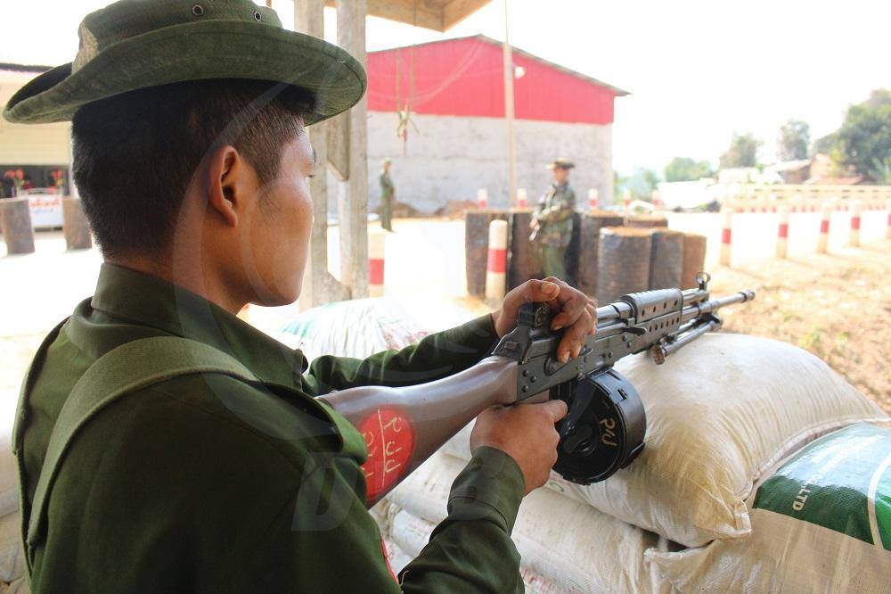 Martial law declared in Kokang; Red Cross convoy attacked
