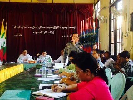 Police refute blame in Swepyithar garment strike scuffle