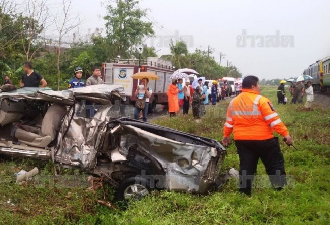 Seven Shan migrants killed in Thai train collision
