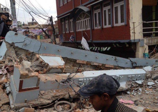 Myanmar Red Cross readies for Nepal mission