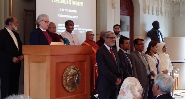 Oslo conference opens with calls for citizenship, rights for Rohingya