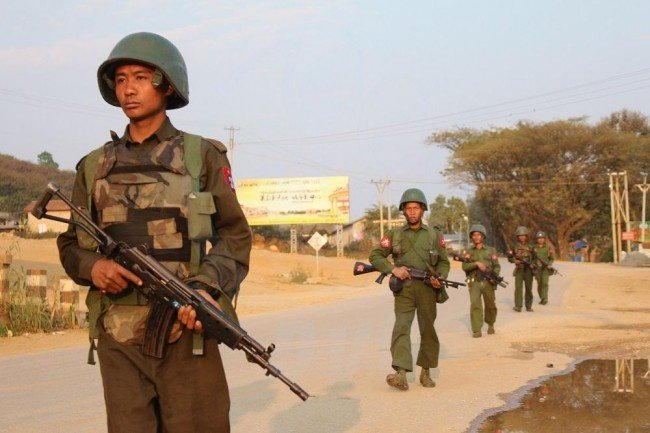 Defence minister urges extending state of emergency in Kokang