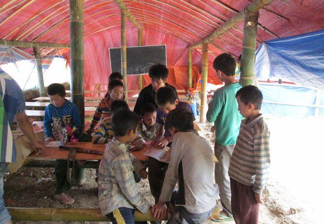 Arrest of Chinese teachers highlights Kokang refugees' concerns