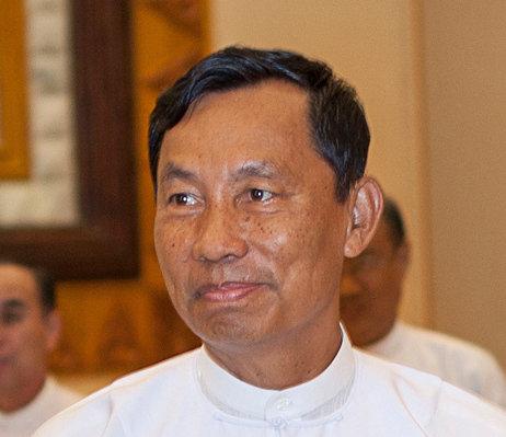 Reform, presidency on agenda during Shwe Mann's US tour
