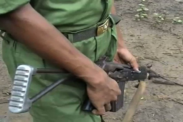 Over 600 underage recruits have been released from the Tatmadaw since 2012, but many more remain. (PHOTO: DVB footage).