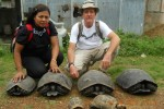 Dr Kalyar Platt has been rewarded for her conservation efforts in Burma. (PHOTO: TSA).