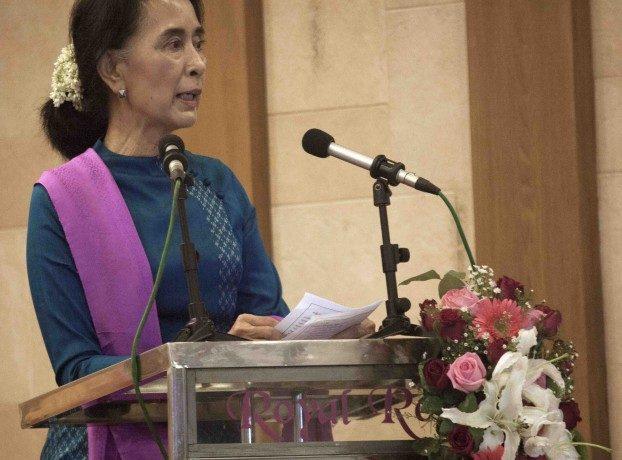 'Suu Kyi will lead peace process', says NLD