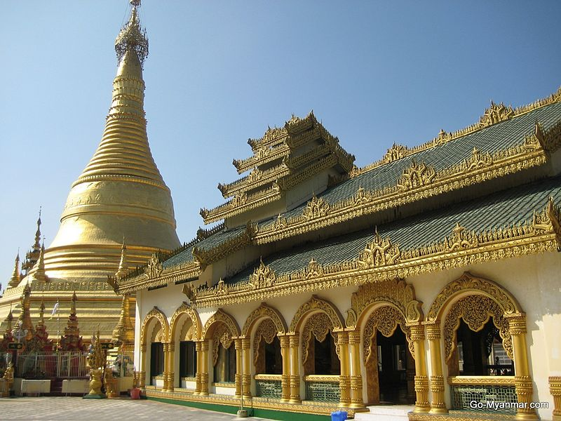 Burma's tourism industry is booming after the country opened its borders in 2011. (PHOTO: Wikicommons).