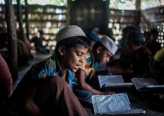Burma's ethnic Rohingya Muslims are not recognised as citizens of their country. (PHOTO: UNHCR).