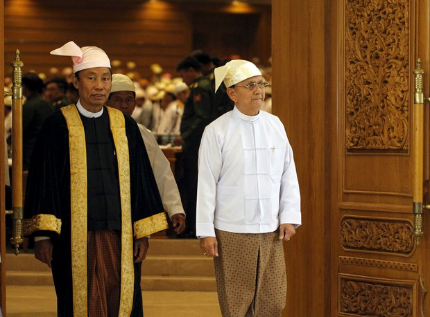 Third time lucky? Thein Sein's repeated attempts to purge Shwe Mann