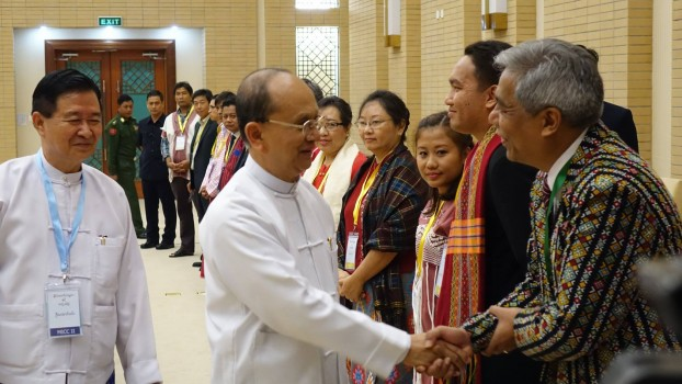 President vows to include warring factions in talks
