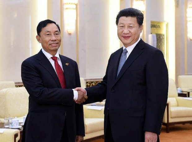 Beijing briefed ahead of Shwe Mann ouster: sources