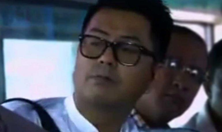 Actor Lu Min reprimanded for NLD endorsement