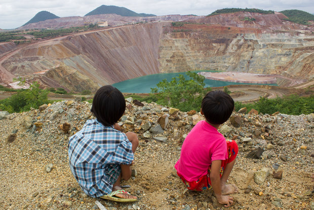 Elections in the shadow of the Letpadaung copper mine