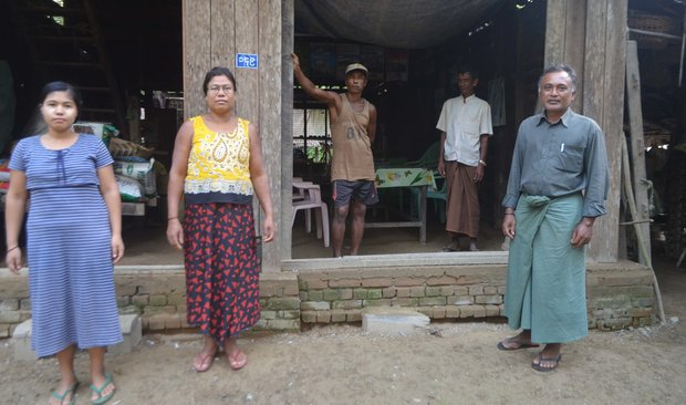 Kaman Muslims distance themselves from Rohingya