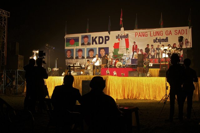 Local parties battle NLD for Kachin vote