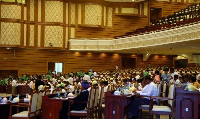 Parliament approves new NCA signatories, federal union accord