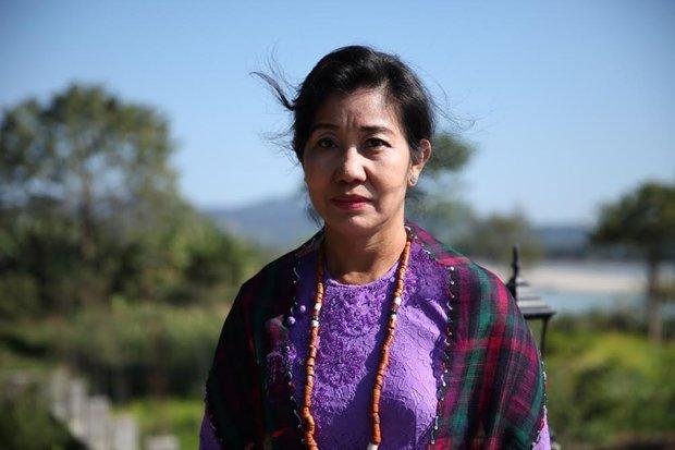 Like father, like daughter: A Kachin legacy
