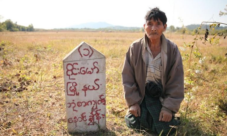 Land grabs rampant in conflict-ridden Kachin State