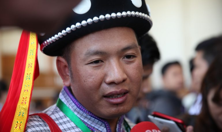 'Lisu people want to be free from the threats of armed groups'
