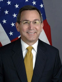 Scot Marciel is currently the Principal Deputy Assistant Secretary at the US East Asia and Pacific Bureau.