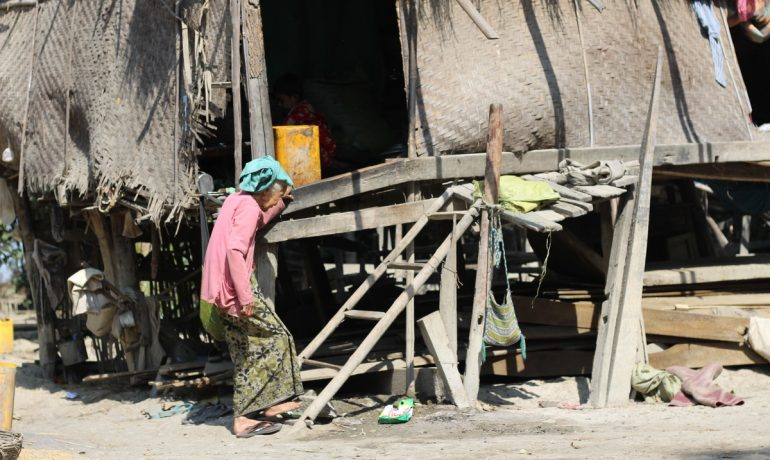 Months after floods, Magwe communities struggle to recover