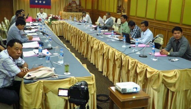 Burmese military is sabotaging peace process, says ethnic bloc