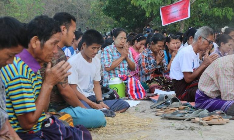 Peace park proposed for Karen State